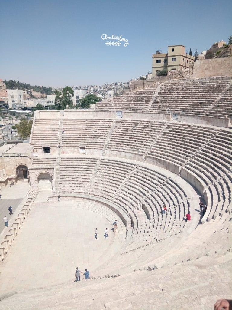 Visiter Jordanie Amman