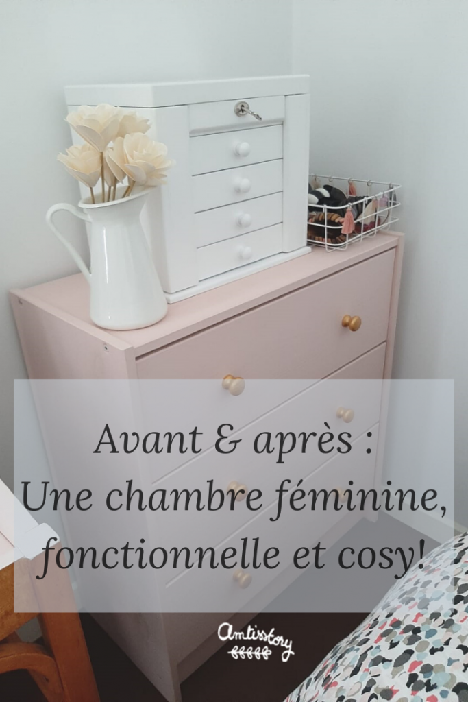 déco femme chambre adulte cocooning